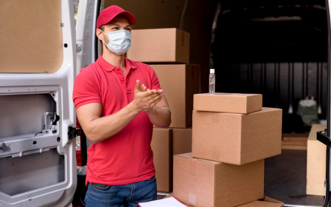 Entrega de mercadorias: aprenda a otimizar o processo para evitar atrasos e avarias